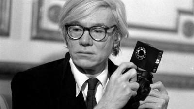 Courtesy Andy Warhol foundation