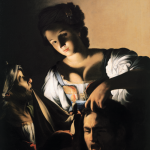 Carlo Saraceni, Judith with the Head of Holofernes c.1610,Kunsthistorisches Museum Vienna