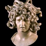 Gian Lorenzo Bernini, Medusa, Rome1638-40. Musei Capitolini. PInacoteca Capitolina, Foto Andrea Jemolo
