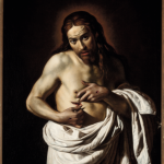 Spadarino, Christ displaying his wounds Rome, c.1625-35, Perth Museum ans Art gallery & Kinross Council,Scotland