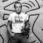 Keith Haring. Foto Esquire