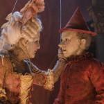 Foto di scena Pinocchio e Colombina. Foto Greta De Lazzaris