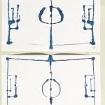 Enzo Umbaca_folded football paper