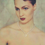 Sheila Metzner, Rebecca Diamond Necklace 1984 ©Sheila Metzner