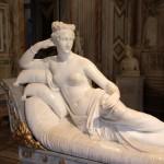 Antonio Canova, Paolina Borghese, Galleria Borghese