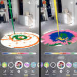 Damien Hirst x Snapchat