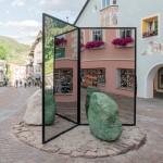 Alicja Kwade, Absorption (Dolomite), 2018_1