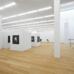 Up the Heavies, Installation view