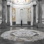 Chiesa S.Andrea a Palermo, Installation view, 2018