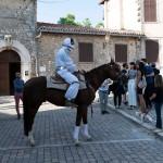 08. Matteo Fato, Il Piano del Cavaliere ossia Essere un Cavaliere, 2019. Performance
