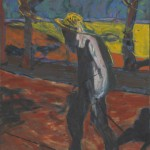 Francis Bacon, Studio per un ritratto di Van Gogh, 1957