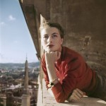Capucine, Credits Robert Capa International Center of Photography, Magnum Photos