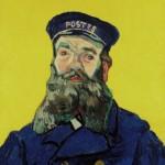 Van Gogh, Il postino Joseph Roulin, 1888