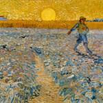 Van Gogh, Il seminatore 1888.
