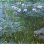 Claude Monet, dettaglio