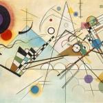 Wassily Kandinsky, Transverse Line