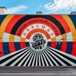 6. Shepard Fairey, Tunnel Vision Mural, Moscow, 2018, Photo by Elena Domenichini LR