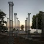 Edoardo Tresoldi, Installation view. Foto Roberto Conte
