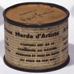 Piero Manzoni_Merda D'artista N 1_1961_tecnica mista