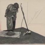 Lebart Aspirapolvere, rivista Lecture pour tous 1921. Collezione Archive of Modern Conflict, Londra