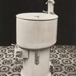 Macchina lavastoviglie di Jules-Louis Breton, 1923. Archives nationales, Francia