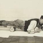 Cingolato del signor Caufer, 1917-1918. Archives nationales, Francia