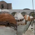 Antonio Ievolella, Progetto per l'installazione nel Chiostro piccolo della Certosa di San Giacomo a Capri