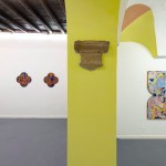 Bea Bonafini,  Twin Waves - Onde Gemelle. Installation view, Operativa. Photo Giorgio Benn