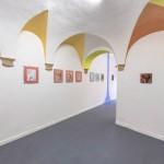 Bea Bonafini,  Twin Waves  _ Onde Gemelle. Installation view, Operativa.  Photo Giorgio Benni
