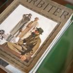 Arbiter, Archivio Pria