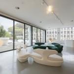 Woolbridge art gallery at Fabbrica PRIA