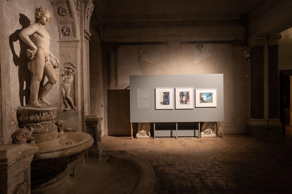 Installation view. Foto Alberto Novelli
