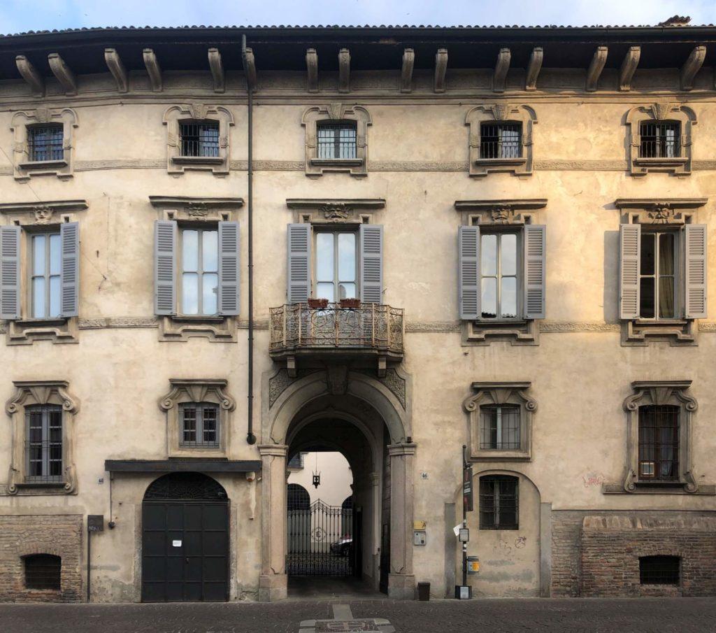 Palazzo Galeano, Lodi. Courtesy Platea   Palazzo Galeano
