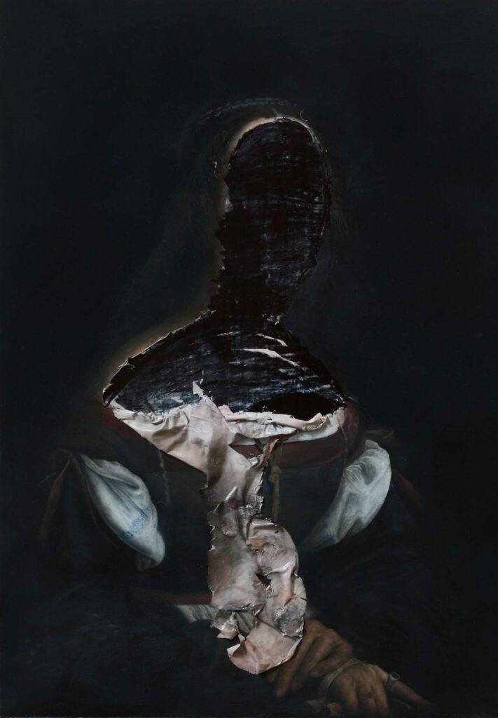 L'eterna contemporaneità della madonna di Foligno