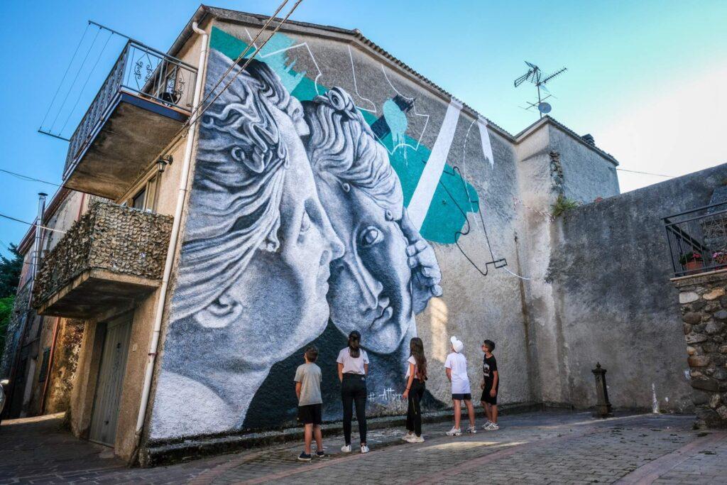 festival della street art in Calabria